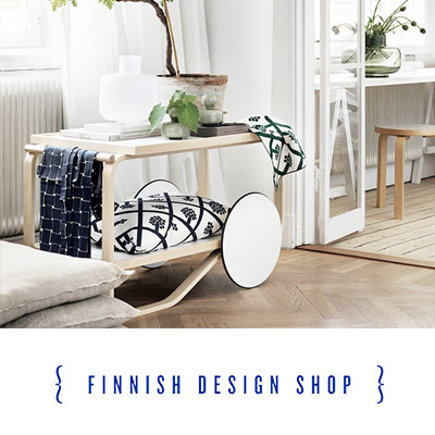 Finnish Design Shop verkkokauppa